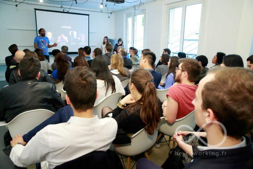 Coworking Paris : Formation à Be-Coworking