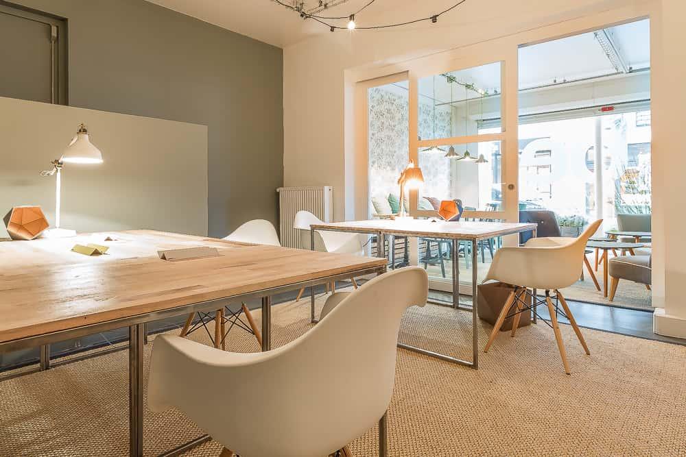 Coworking cr atif bureaux studios rue de la jonqui re for Design space co