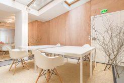 bureaux nomade be-coworking rue de la jonquiere paris 17