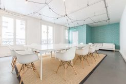 grande salle de reunion be-coworking rue de la jonquiere