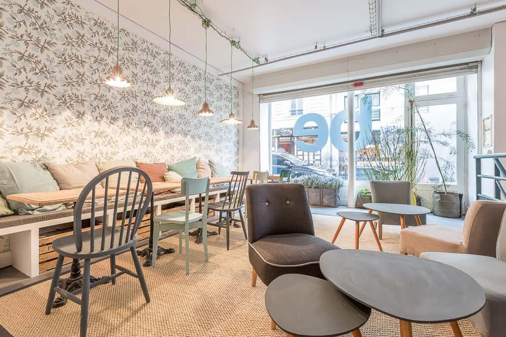 bureau coworking a paris. Black Bedroom Furniture Sets. Home Design Ideas