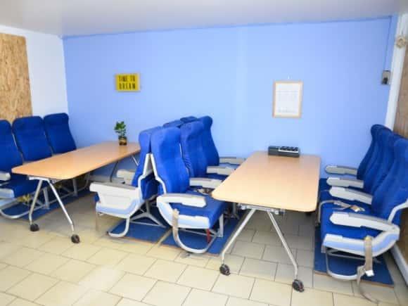 Be coworking Gisors bureaux
