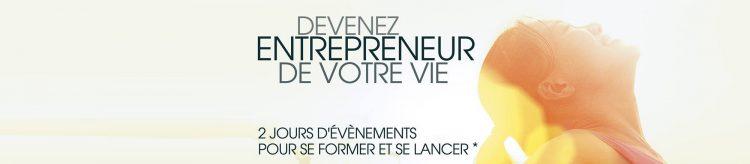 Be Free, Be Nomad : l'événement sur mesure pour les entrepreneurs